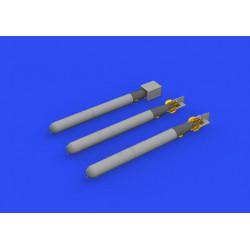 HATAKA HTK-BS09 USAF Paint Set Vietnam war-era (6 x 17 ml)