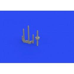 HATAKA HTK-BS01 Polish Air Force paint set (4 x 17 ml)