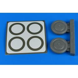 EDUARD 672034 1/72 German Submarine 8,8cm Gun For Revell 05015