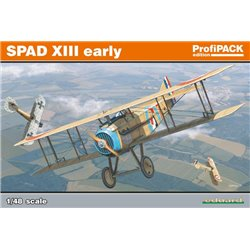 EDUARD 8197 1/48 Spad XIII early 2019 re-release