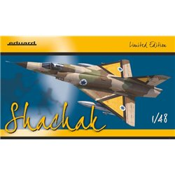 EDUARD 11128 1/48 Shachak Limited Edition*