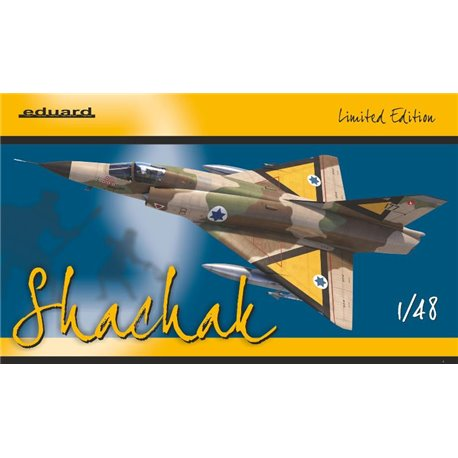 EDUARD 11128 1/48 Shachak Limited Edition