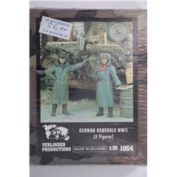 VERLINDEN PRODUCTIONS 1064 1/35 German Generals WWII (2)