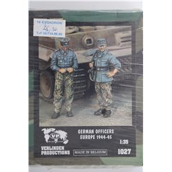 VERLINDEN PRODUCTIONS 1027 1/35 German officers europe