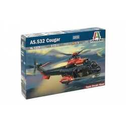 ITALERI 1325 1/72 Maquette AS.532 Cougar