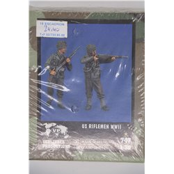 VERLINDEN PRODUCTIONS 747 1/35 US Riflemen WWII