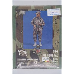 VERLINDEN PRODUCTIONS 594 1/35 US General Gulf War