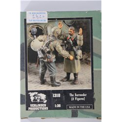 VERLINDEN PRODUCTIONS 1318 1/35 The Surrender