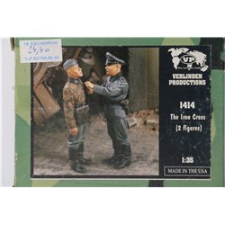 VERLINDEN PRODUCTIONS 1414 1/35 The Iron Cross