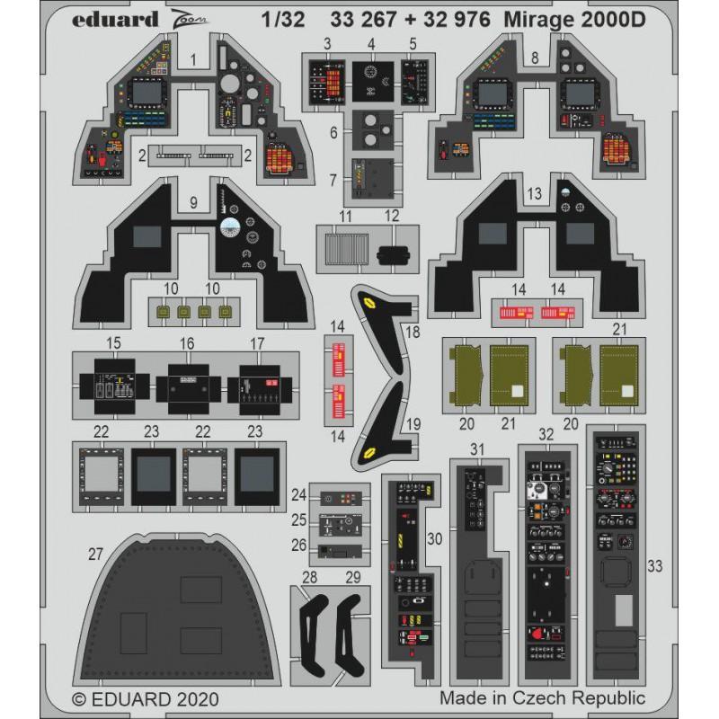 VERLINDEN PRODUCTIONS 1451 1/72 P-40N Update Set
