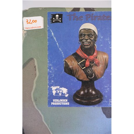 VERLINDEN PRODUCTIONS 1480 1/9 Ceasar Pirate Bust