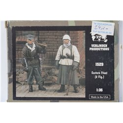 VERLINDEN PRODUCTIONS 1529 1/35 Eastern Front – 2 Figures