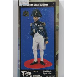 VERLINDEN PRODUCTIONS 1572 1/16 Horatio Nelson Vice-Admiral 1805