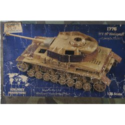 VERLINDEN PRODUCTIONS 1775 1/35 PZ IV Zimmerit
