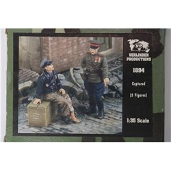 VERLINDEN PRODUCTIONS 1894 1/35 Captured – 2 Figures
