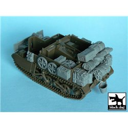 BLACK DOG T48001 1/48 BREN CARRIER accessories set for Tamiya 32516