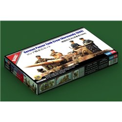HOBBY BOSS 84401 1/35 German Panzer Tank Crew (Normandy 1944)