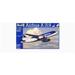 REVELL 04200 1/144 Airbus A319