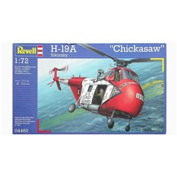 """REVELL 04460 1/72 Sikorsky H-19A """"Chickasaw"""""""