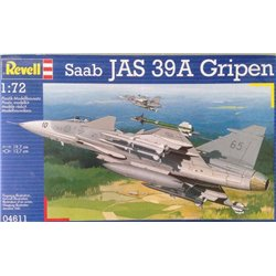 REVELL 04611 1/72 Saab JAS 39A Gripen