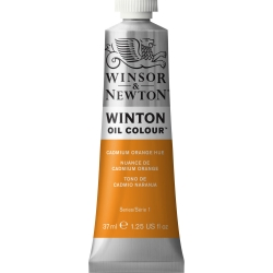 Winsor & Newton Winton 90 Cadmium Orange Hue 37ml