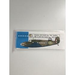 VERTIGO VMP008 EVO BI 3224 Jigs mounting aircraft biplane for 1/32, 1/24 and 1/48