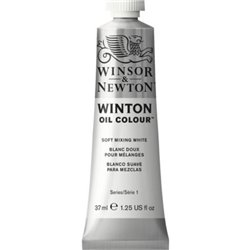 WINSOR & NEWTON Winton 415 Soft Mixing White (37 ml)
