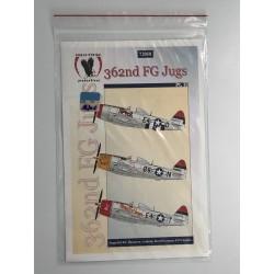 MICROSCALE 48-0052 USAF F-86 Sabres