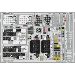 MICROSCALE 72-339 1/72 RF-84F's