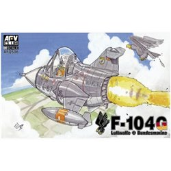 AFV CLUB AFQS06 Egg Q-Scale F-104G Luftwaffe / Bundesmarine