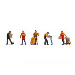 MINIART 37040 1/35 KMT-9 Mine Roller
