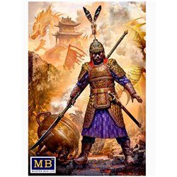 MASTERBOX MB24059 1/24 China War Series Zhu Yuanzhang