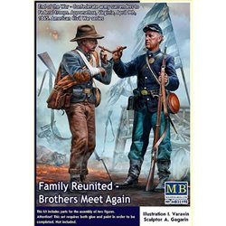 MASTERBOX MB35198 1/35 Family Reunites – Brothers Meet Again
