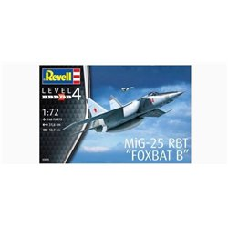 REVELL 03878 1/72 Mikoyan MiG-25 RBT
