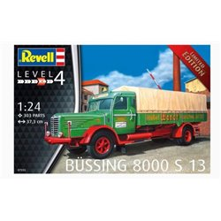 REVELL 07555 1/24 Büssing 8000 S 13 Limited Edition