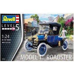 REVELL 07661 1/24 1913 Ford Model T Roadster