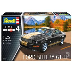 REVELL 07665 1/25 Ford Mustang Shelby GT-H 2006