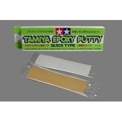 TAMIYA 87051 Epoxy Putty Mastic Quick Dry Type