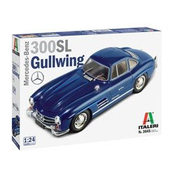 ITALERI 3645 1/24 MERCEDES BENZ 300 SL GULLWING