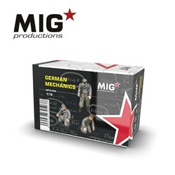 MIG PRODUCTIONS MP72-092 1/72 GERMAN MECHANICS
