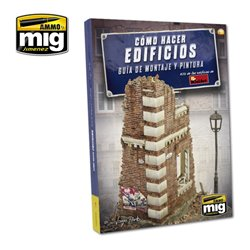 AMMO BY MIG A.MIG-6135 HOW TO MAKE BUILDINGS Anglais