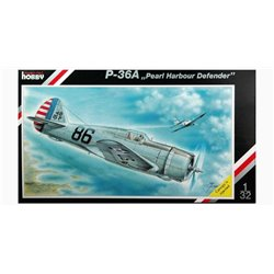 """SPECIAL HOBBY SH32003 1/32 P-36A """"Pearl Harbour Defender"""""""