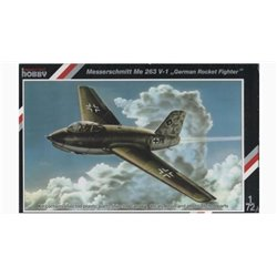 SPECIAL HOBBY SH72118 1/72 Messerschmitt Me 263 V-1 German Rocket Fighter