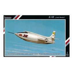 """SPECIAL HOBBY SH72158 1/72 X-1E """"Last Model"""""""