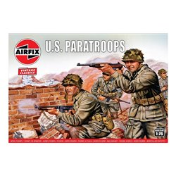 AIRFIX A00751V 1/72 WWII US Paratroops