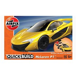 AIRFIX J6013 Quick Build McLaren P1