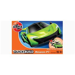 AIRFIX J6021 McLaren P1 Green Airfix Quick Build