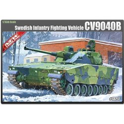 ACADEMY 13217 1/35 Swedish Infantry Fighting Vehicle CV9040B