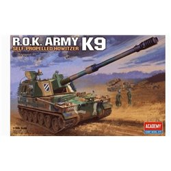 ACADEMY 13219 1/35 ROK Army Self-Propelled Howitzer K9