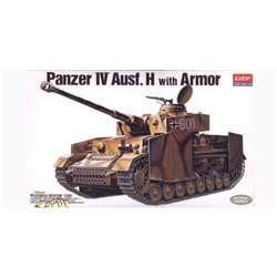 ACADEMY 13233 1/35 Panzer IV Ausf. H with Armor